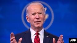 Serokê Hilbijartî Joe Biden