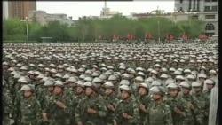 中國官員下令在新疆進行晝夜巡邏