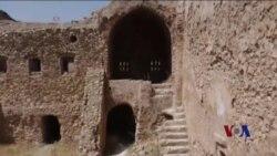 恐怖分子袭击现代文明支柱