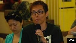 參與六四講座的香港青年呼籲港人反思,每年只是參與支聯會燭光悼念,是否足夠傳承89民運精神