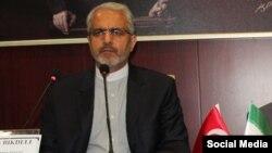 علیرضا بیکدلی، سفیر ایران در ترکیه