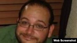 杰森∙瑞扎亚2014年7月被伊朗关押