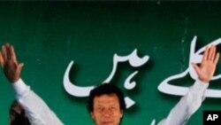 امریکی دفتر خارجہ نے امریکی سفیر، عمران خان اور جنرل پاشا ملاقات کی تردید کی ہے