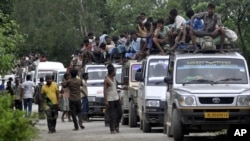 Ethnic Violence Rages on in Northeast India