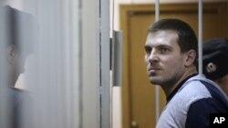 現年36歲的魯吉阿寧星期五在莫斯科的一家法庭出庭