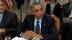 Obama: lejos de estar fuera de peligro