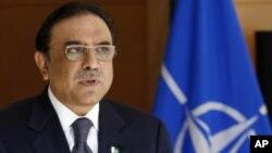 პაკისტანის პრეზიდენტი ასიფ ალი ზარდარი