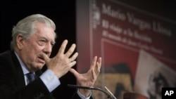 Mario Vargas Llosa viaja este 15 de abril para participar de la ceremonia por los 30 años de una organización opositora al régimen de Nicolás Maduro.