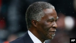 UMnu. Thabo Mbeki