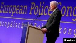 Kongre'nin açış konuşmasını Almanya Federal İçişleri Bakanı Horst Seehofer yaptı