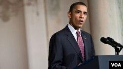 Obama quiere que el gobierno se apriete el cinturón hasta un punto que los republicanos consideran insuficiente.