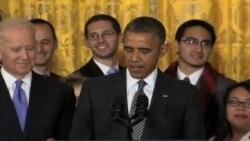 Obama pide reforma para este año