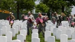 အေမရိကန္ က်ဆုံးစစ္သည္ေတြ ေအာက္ေမ့ဖြယ္ Memorial Day
