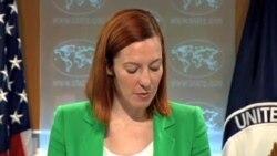 美国呼吁中国停止迫害六四参与者
