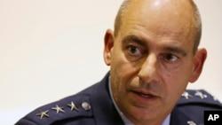 Генерал-лейтенант Джеффри Л. Харригян