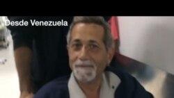 Entrevista al diputado venezolano herido Américo De Grazia