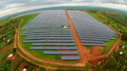 US Aid Helps Bring Solar Power to Rwanda