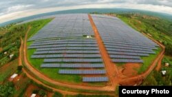 In conjunction with President Obama's Power Africa initiative, Dutch energy company Gigawatt Global has completed work on and started operation of a solar power facility in Rwanda.