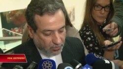 Iran ra hạn chót để cứu vãn hiệp định hạt nhân