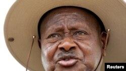 Rais Yoweri Museveni