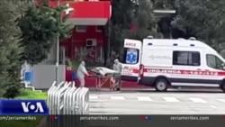Shqipëri: Sërish shifra të larta ditore për Covid-19
