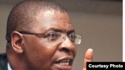 Movement for Democratic Change leader Welshman Ncube