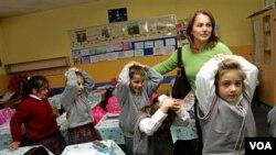 Pemerintah Turki berusaha memblokir pengajaran tentang teori evolusi di sekolah-sekolah (foto: dok).