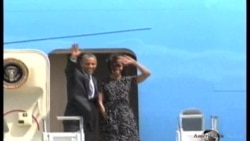 ABŞ prezidentinin Afrika səfəri başa çatdı