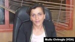 Serokwezîra Kantona Efrînê Hêvî Îbrahîm Mistefa
