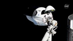 SpaceX ကုမၸဏီရဲ႕ Dragon အာကာသယာဥ္ အျပည္ျပည္ဆိုင္ရာ အာကာသစခန္းကေန ကမာၻေျမကို ျပန္လည္ဆင္းသက္