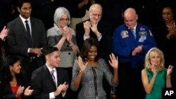 En esta oportunidad el dreamer Oscar Vásquez, de origen mexicano estará entre los invitados de la Primera Dama para escuchar el último discurso del Estado de la Nación del presidente Barack Obama.