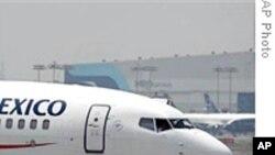 墨西哥航空公司一架客机遭劫持