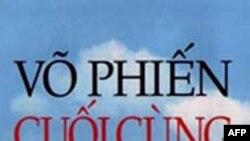 """Cuốn tạp bút """"Cuối Cùng"""" xuất bản năm 2009 của nhà văn Võ Phiến"""