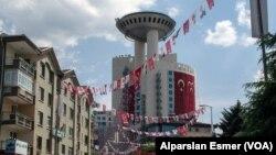 Ankara'daki MHP Genel Merkezi (arşiv)
