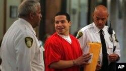 Eric Rivera fue hallado culpable del asesinato de Sean Taylor el 4 de noviembre de 2007.