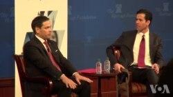 鲁比奥:中、俄在委内瑞拉问题上关注不同