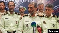 قاسم رضایی، جانشین فرمانده نیروی انتظامی ایران سابقه عضویت در سپاه پاسداران را دارد.