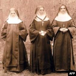 Перші українські сестри Василіянки на американській землі