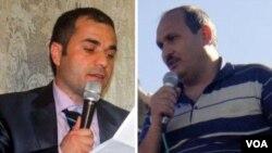 Siyamək Mirzayi və Abbas Lisani