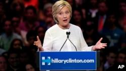 Quizás sea este año, quizás sea en el futuro, pero Estados Unidos podría estar listo para ser liderado por dos mujeres.