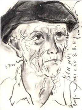 Nhà thơ Nguyễn Đức Sơn