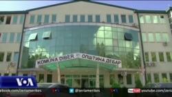 Maqedoni e Veriut, Dibra e Madhe në karantinë
