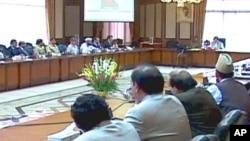 وزیراعظم گیلانی کی کابینہ