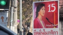 In Thailand's North, Tensions High Ahead of Elections