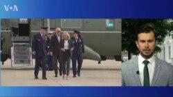 Президент Байден отправился с визитом в Европу