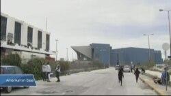 Olimpiyat Köyü Mülteci Kampı Oldu