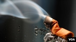 Las enfermedades relacionadas con el uso del tabaco han contribuido a aumentar el número de muertos hasta 40 mil personas al año.