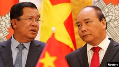 Thủ tướng Campuchia Hun Sen là người được Việt Nam đưa lên lãnh đạo Campuchia