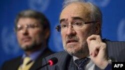 Dünya Meteoroloji Örgütü Genel Sekreteri Michel Jarraud