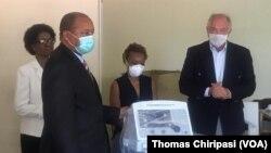 Corona Virus Donations Ventilator
